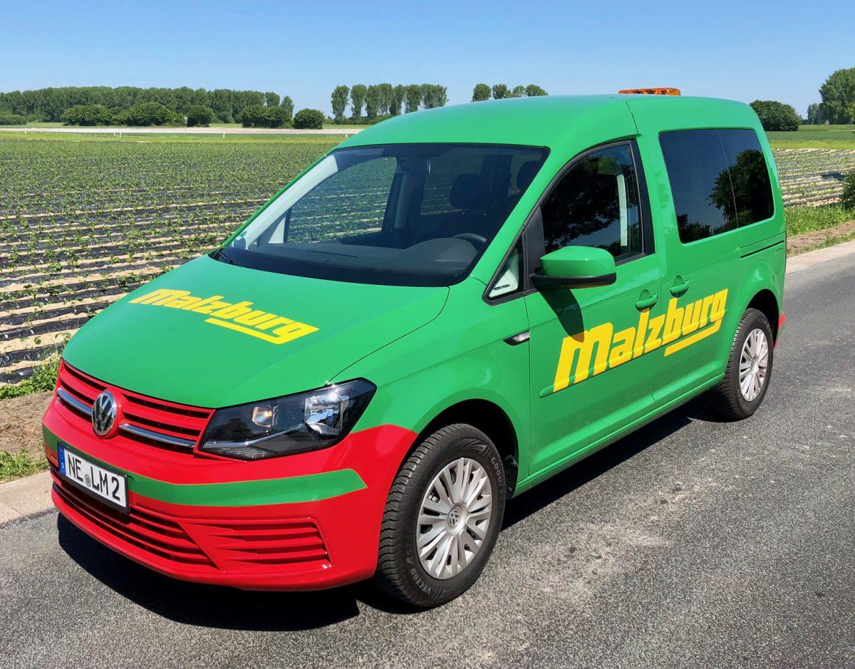 Malzburg Servicefahrzeug